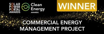 Best Commercial Energy Project